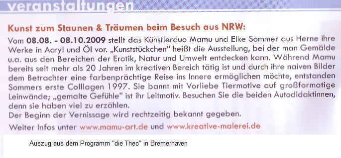 Die Theo, Bremerhaven