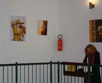 Theater Niebuhrg, Oberhausen