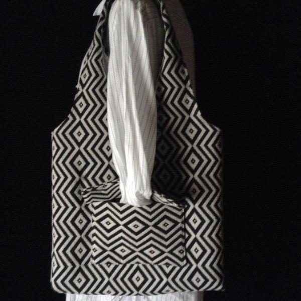Le Fourre-Tout noir & blanc