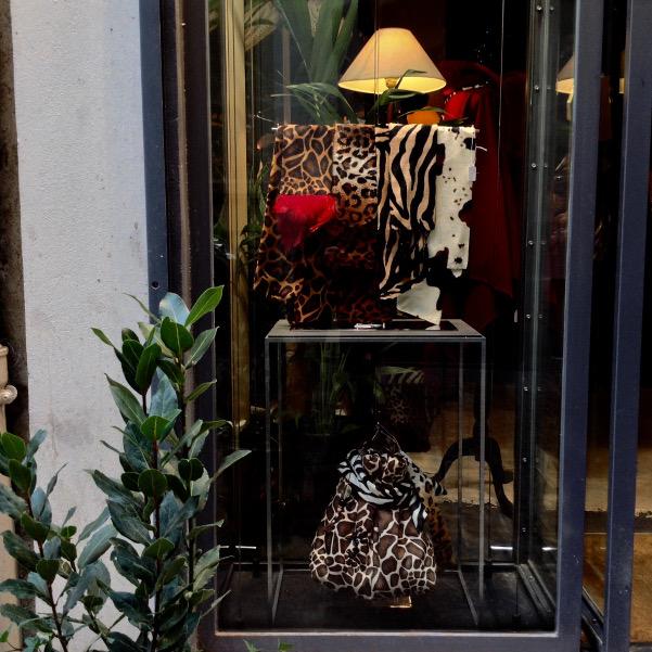 Vitrine boutique Lordebug Perpignan