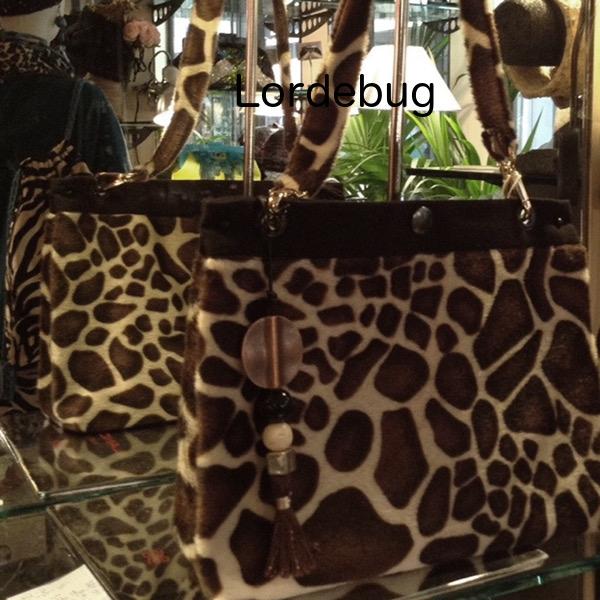 "Le Mini ""Girafe"""