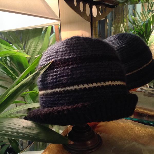 Bonnet 3 Bleus