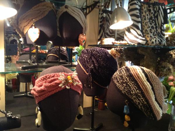 Fait main France Coton Laine Mohair Lurex Tricot Crochet Perles Pompons