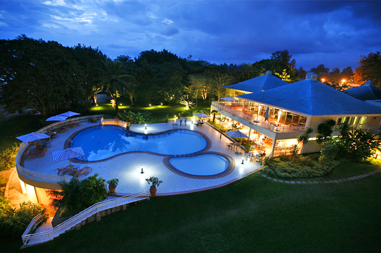 Lake Kivu Resorts