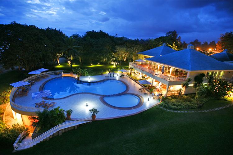 Lake Kivu Resorts