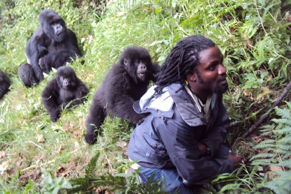Gorilla_ tracking_ in_ Bwindi _Impenetrable_ National Park
