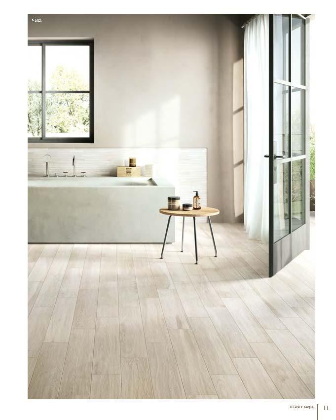 Pavimento effetto legno rovere sbiancato