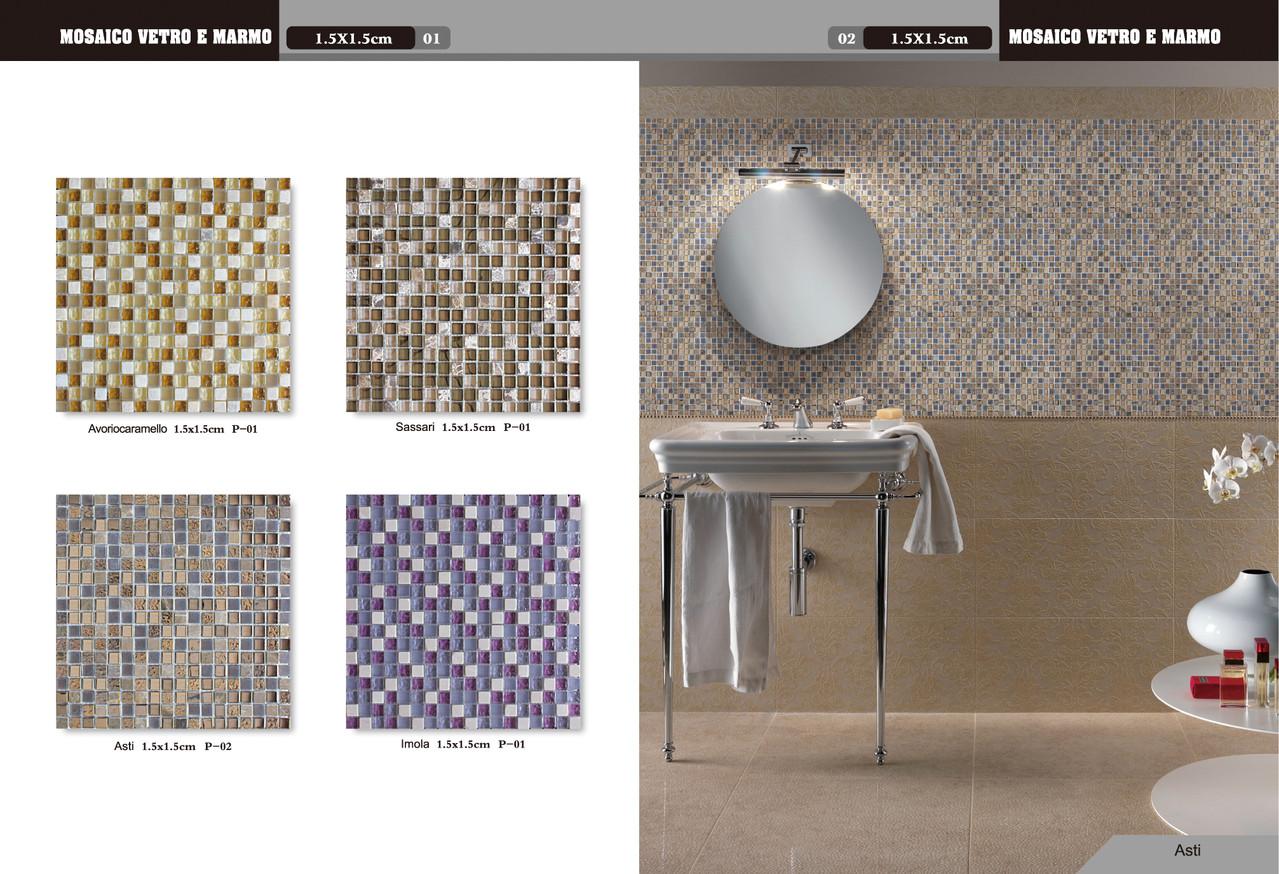 Mozaik casaeco pavimenti e rivestimenti in ceramica rubinetterie per bagno piastrelle effetto - Stock piastrelle versace ...