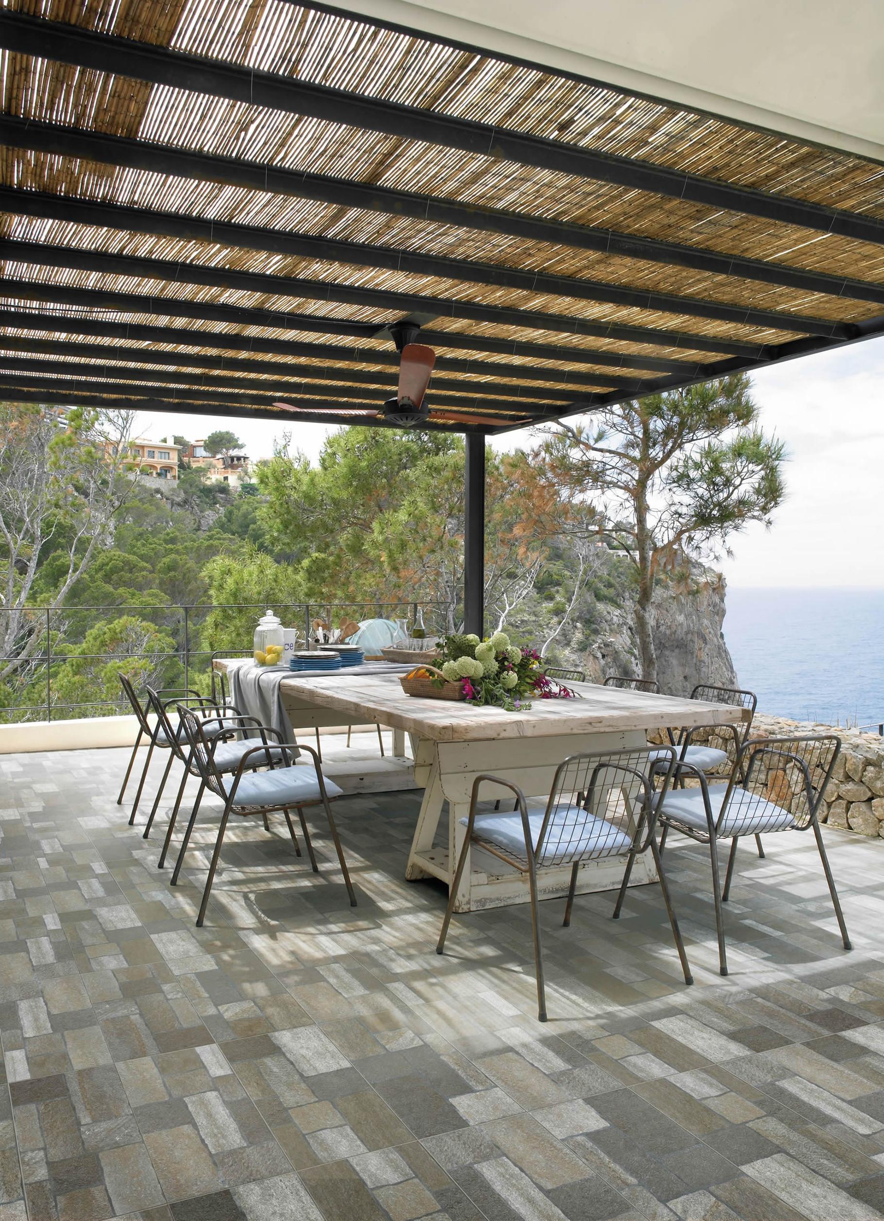 Pavimenti Per Terrazzi Esterni pavimenti per esterni - casaeco pavimenti e rivestimenti in