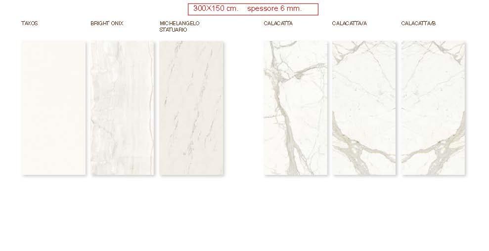 Gres porcellanato in lastra spessore mm 6 - Piastrelle spessore 3 mm ...