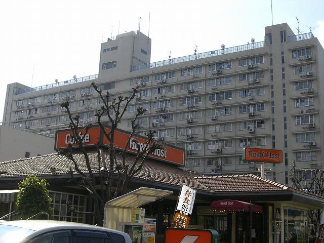 本日の団地は大阪市にある 「桜川団地」です。