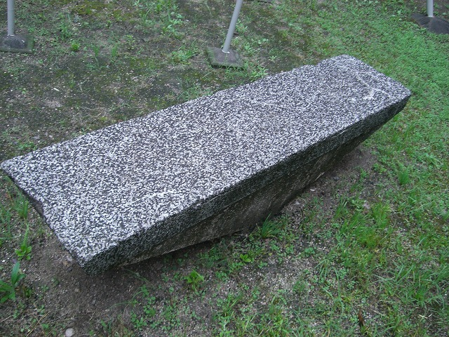 意匠的なベンチ