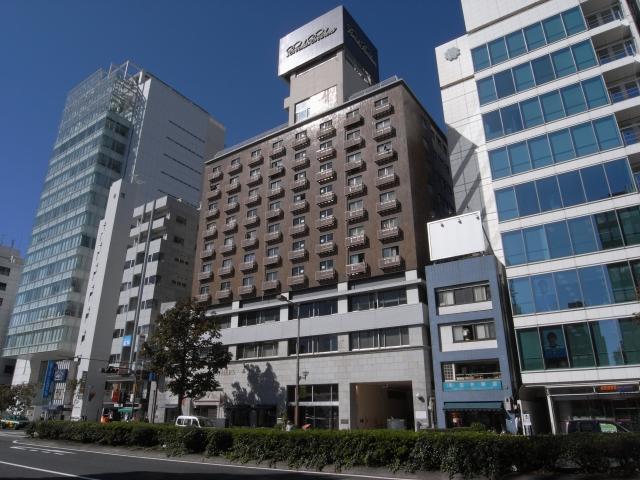 本日の団地は東京都港区にある 「北青山3丁目第二団地」です。