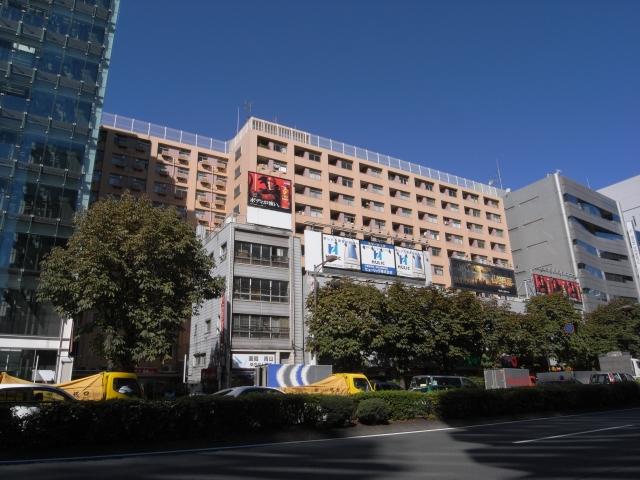 本日の団地は東京都港区にある 「北青山3丁目市街地住宅」です。