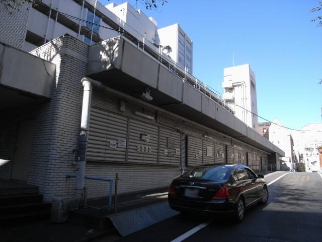 本日の団地は東京都渋谷区にある 「渋谷並木橋団地」です。
