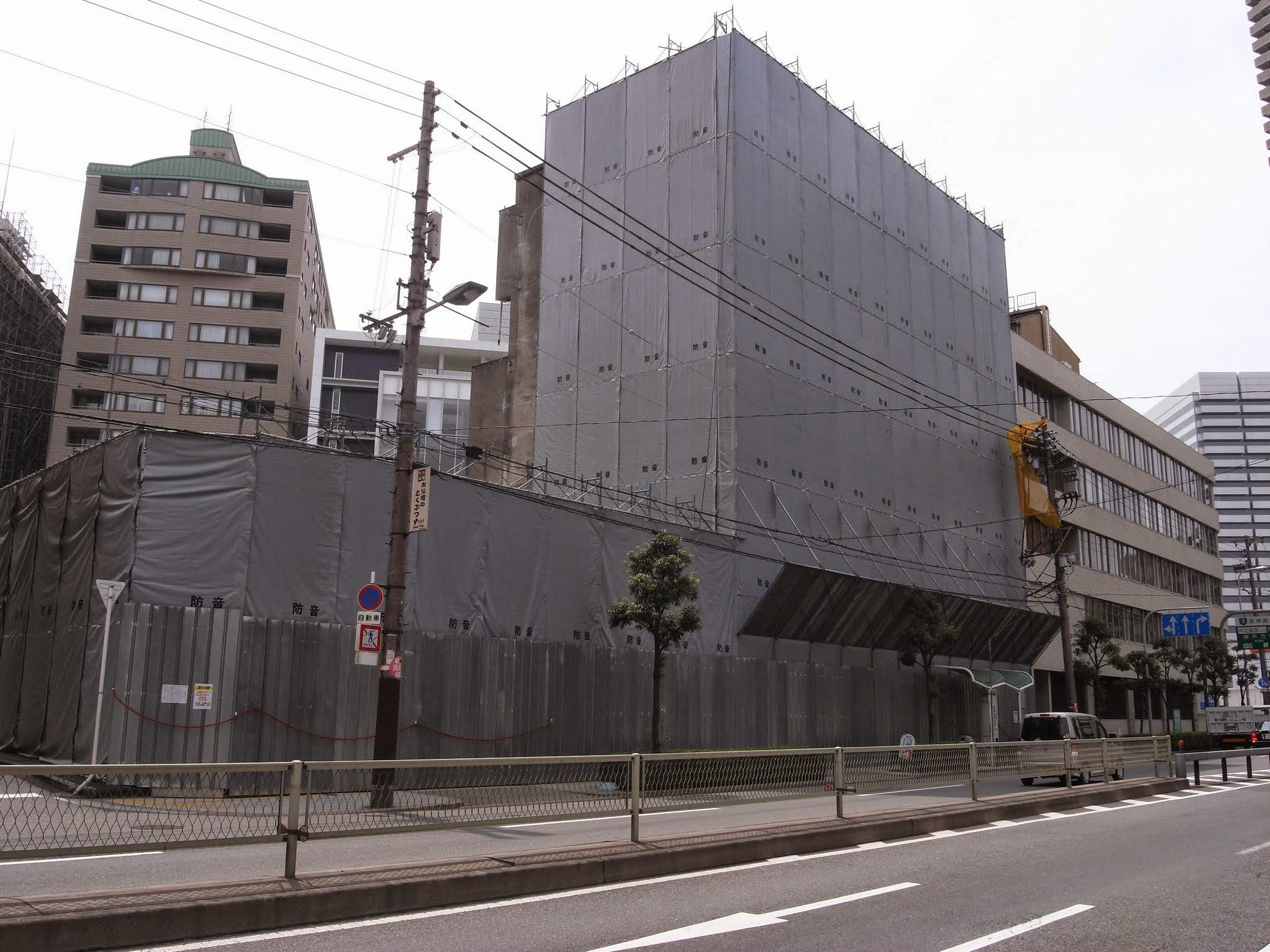 現在は食品スーパーが経っています。以上、上福島市街地住宅でした。