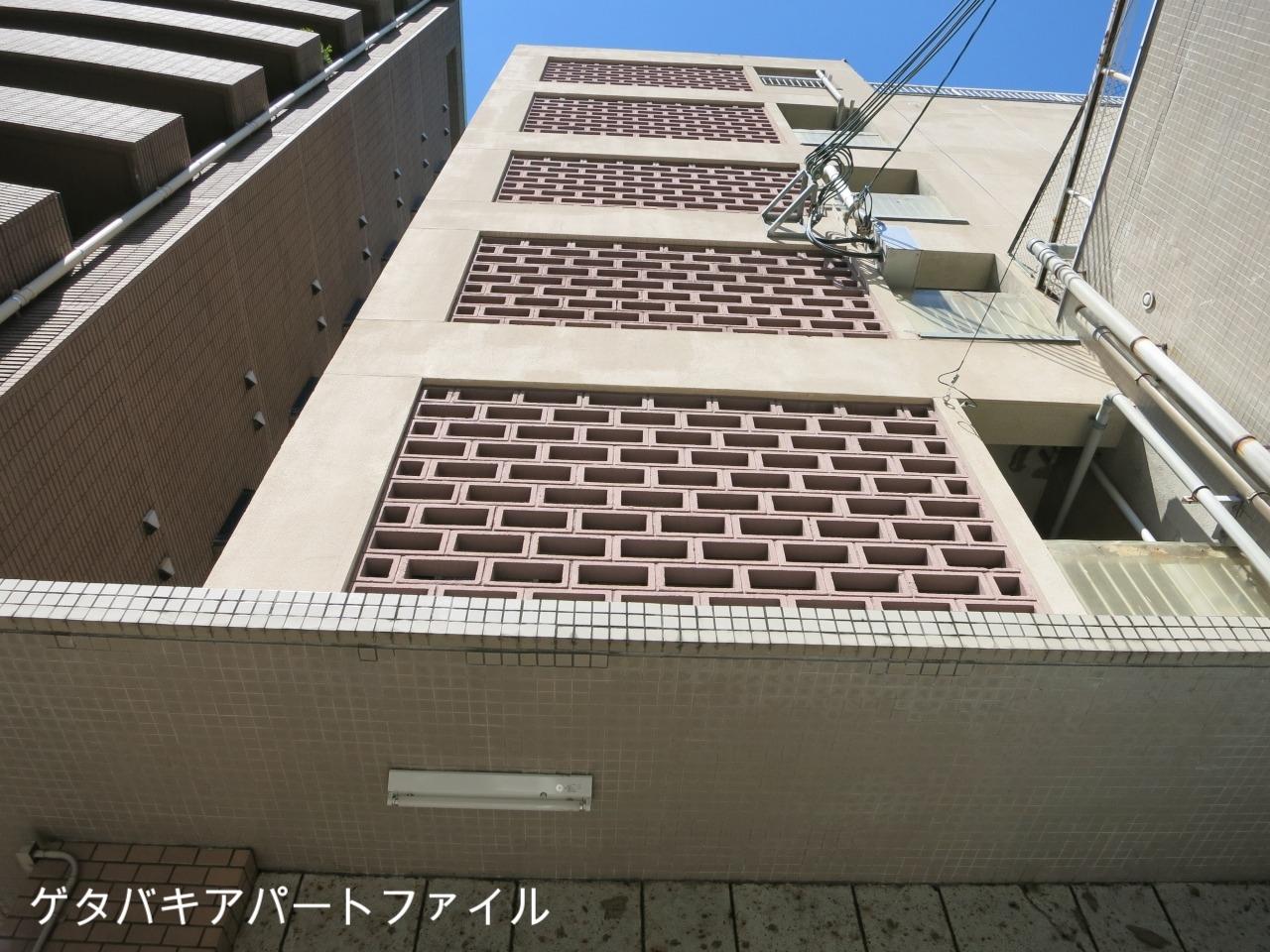 以上、公団内久宝寺アパートでした。