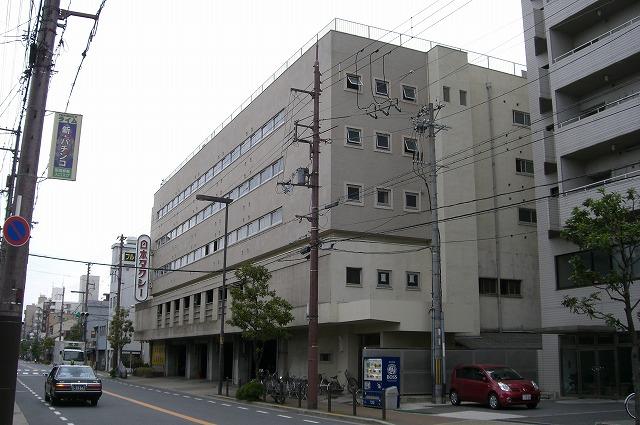 こんにちわ。団地名鑑の時間です。本日の団地は大阪市にある 「赤川町団地」です。