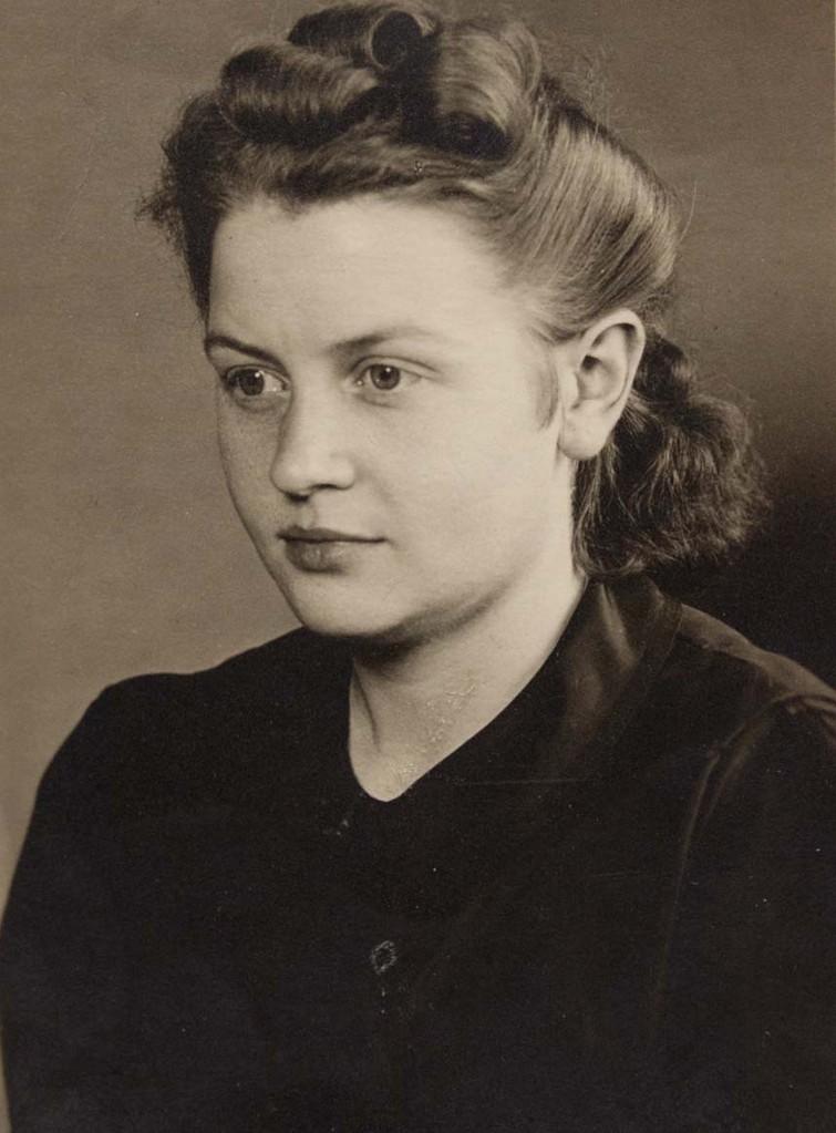 Ehefrau des Firmengründers, Klara Lohmann