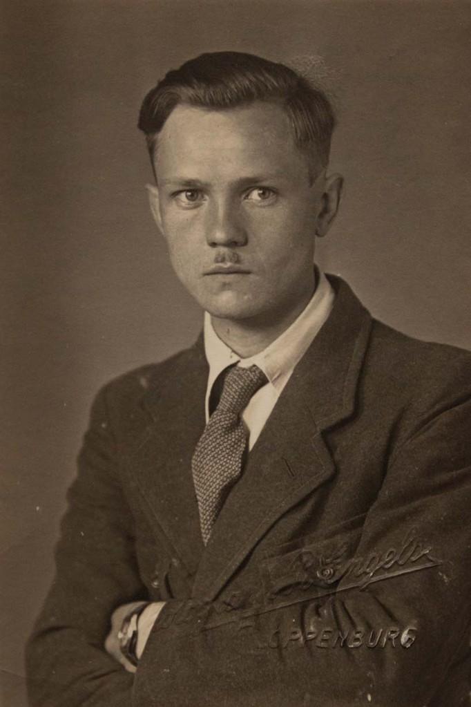 Firmengründer Wilhelm Lohmann sen.