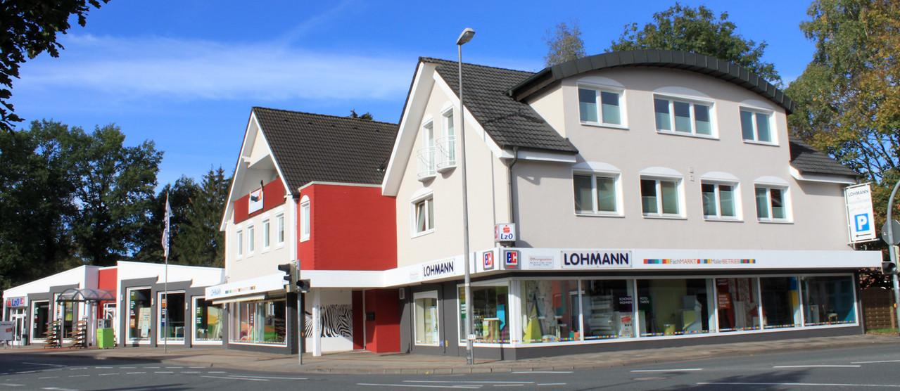 Fachmarkt Lohmann heute