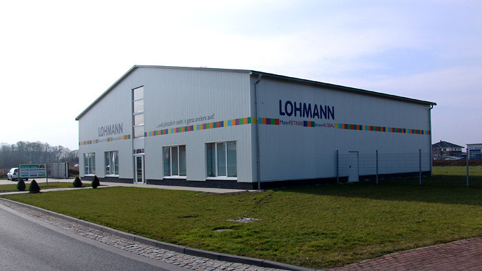Malerbetrieb Lohmann heute