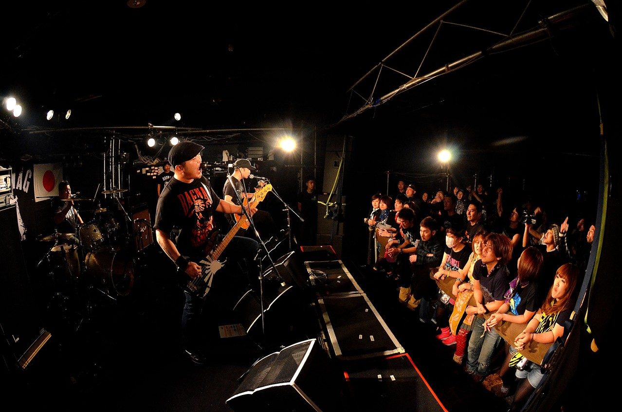 "2013.12.13 @旭川CASINO DRIVE""Burning Riot""Photo By SUKE"