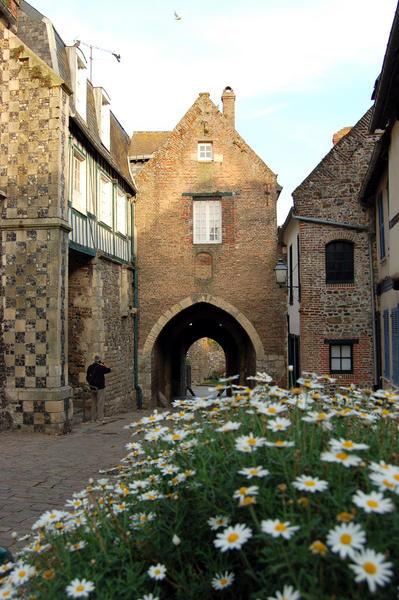 Saint Valery sur Somme, la ville historique