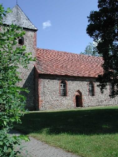 Kirche zu Dorf Zechlin