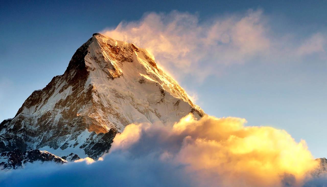 Trekking um die Annapurna