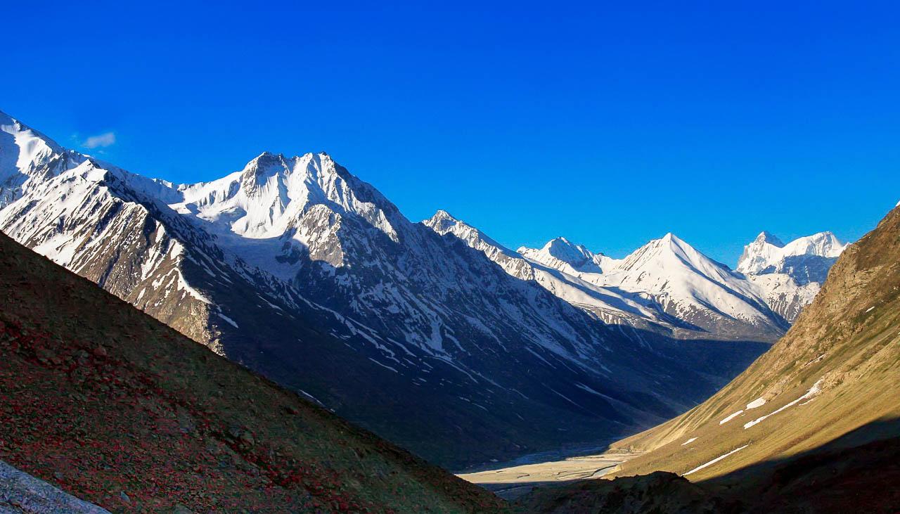 Spiti - Trekking über den Parang La nach Ladakh