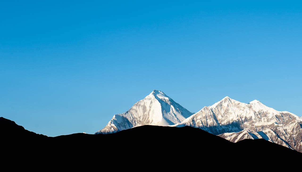 8000er Dhaualgiri in Nepal