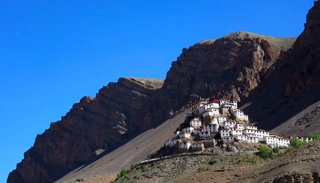 Reise Kinnaur-Spiti-Manali, Tal der Wolkenmenschen