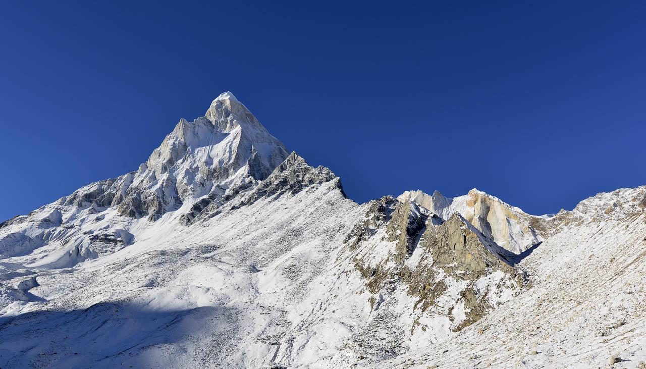 Der Shivling in Garhwal gilt den Hindus als heiligster Gipfel
