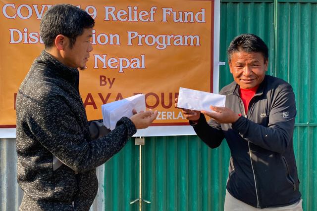 Nepal, welches sehr auf den Tourismus ausgerichtet ist, wurde maximal von der Corona-Krise getroffen.
