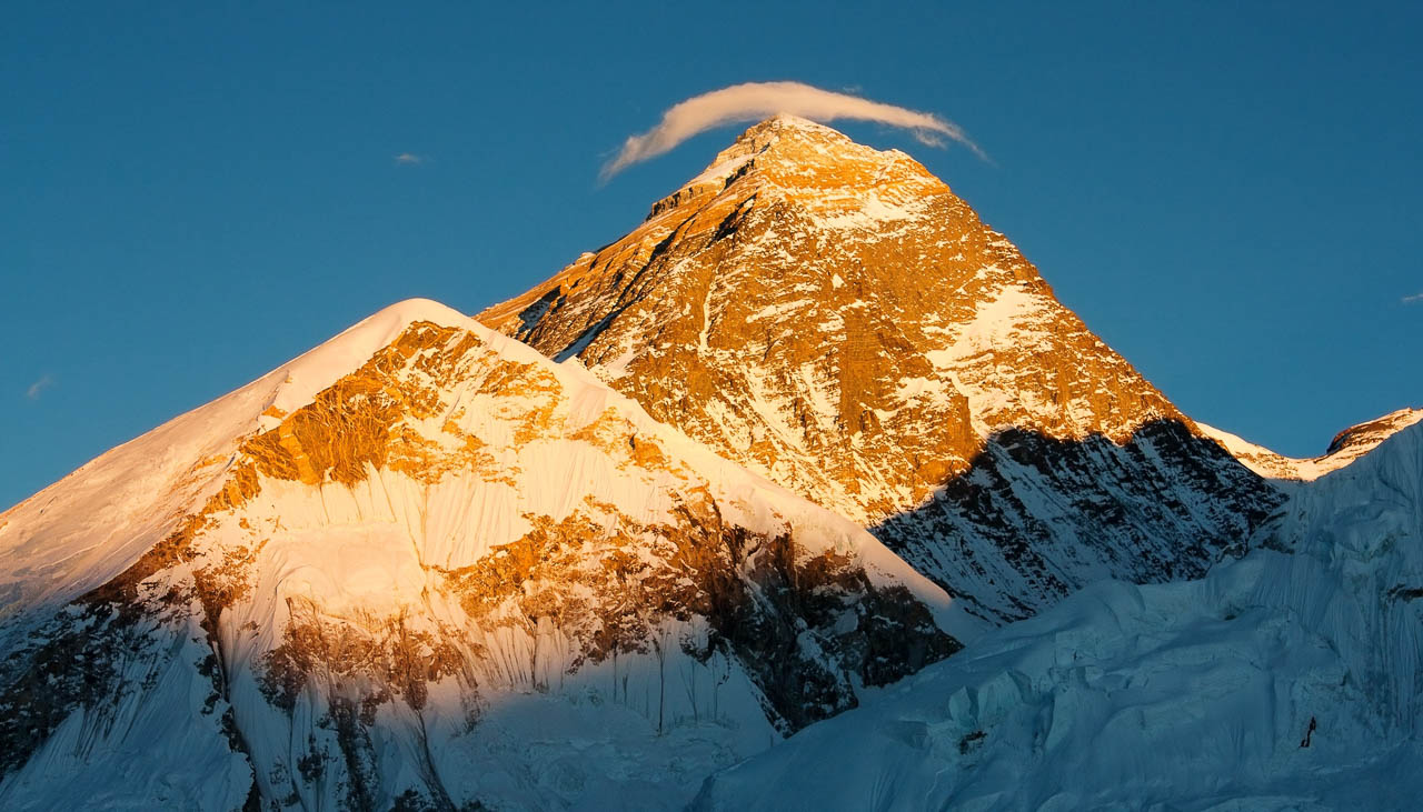 Trekking zum Mount Everest