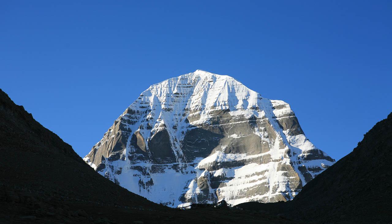 Heiliger Berg Kailash in Westtibet