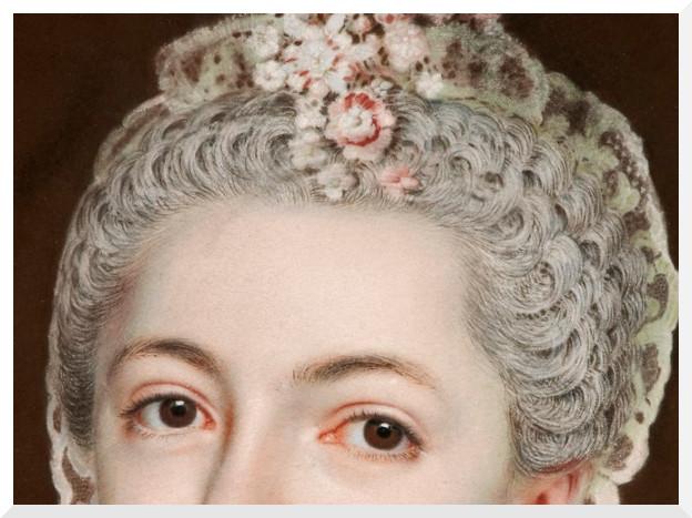 Frisur 18 Jahrhundert Ruß Und Rüsche