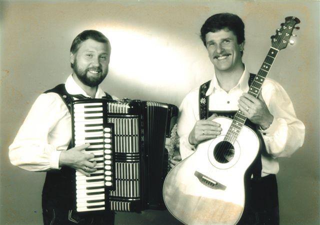 Das Steiermark-Duo Franz & Peter 1985-96