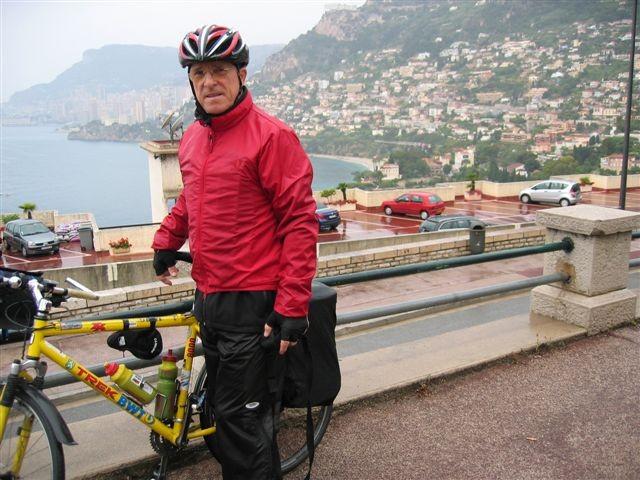 Monte Carlo - wieder ein Regentag!