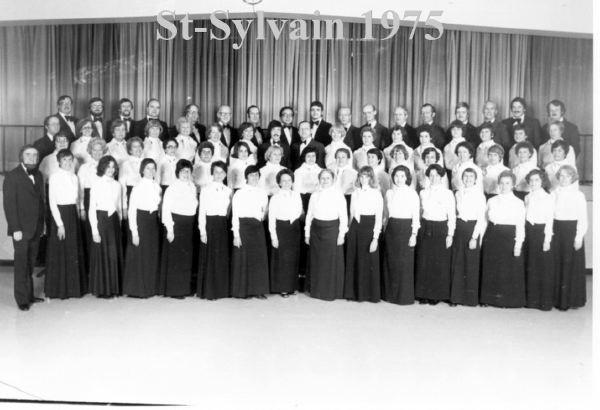 St-Sylvain, 1975