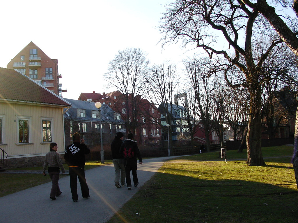 in Gothenborg (Sweden) 2009