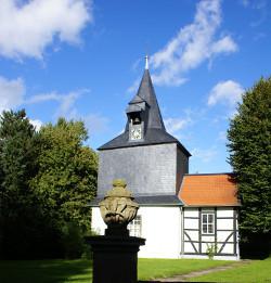 Kirche Flachstöckheim