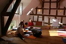 Yogalehrer Ausbildung intensiv Berlin