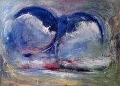 Free Bird, oil on canvas, Jana Paul, Studio for Poetic Oilart