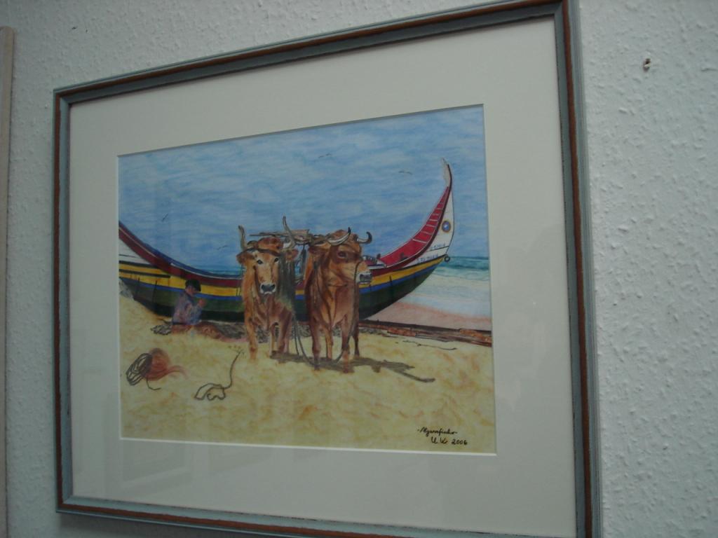 Werk von Ulrike Kröll