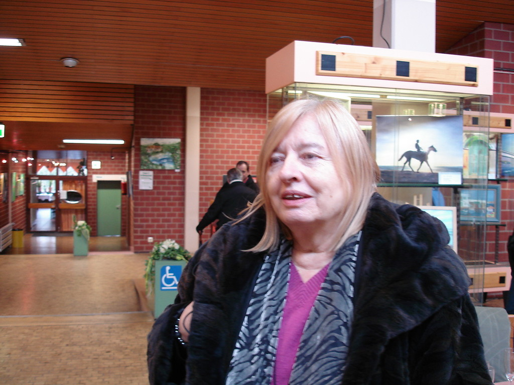Künstlerin Hildegard Hugo - Autorin und Fotografin