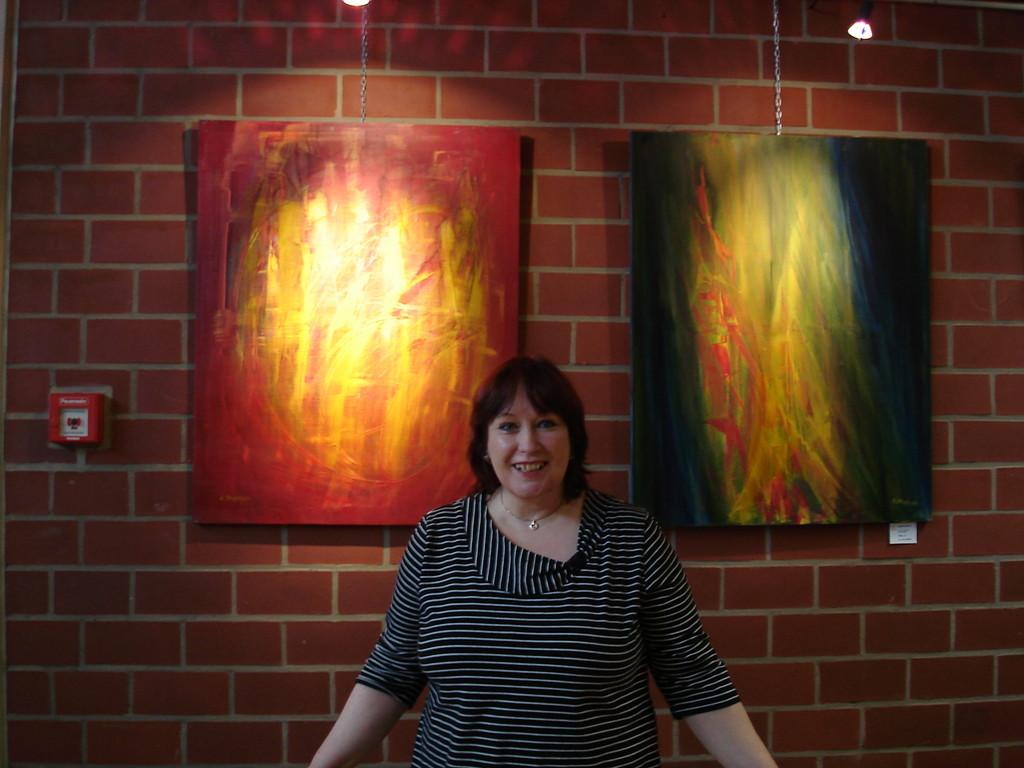 Angelika Stephan: Autorin, Kunstmalerin