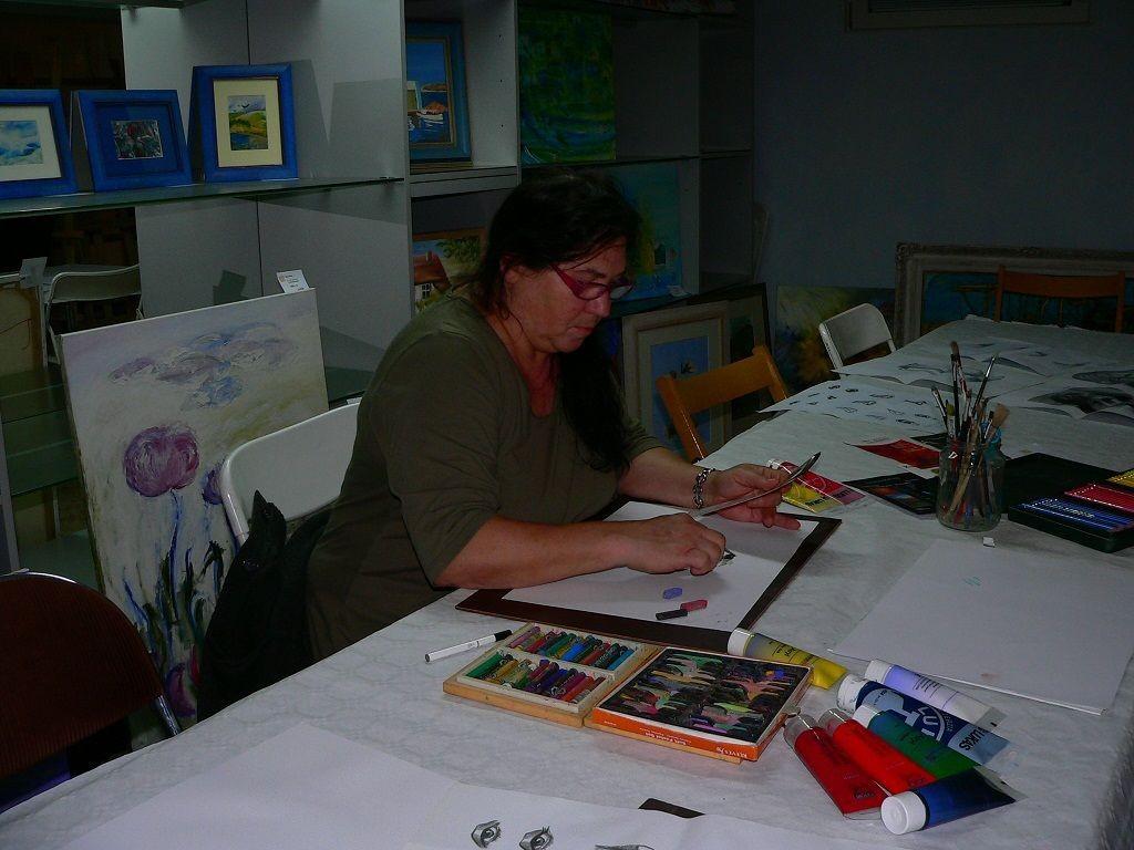 Portraits und Karikaturen von Walburga
