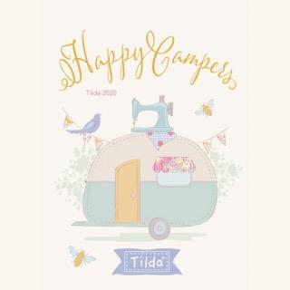 PRE ORDER ... TILDA HAPPY CAMPERS